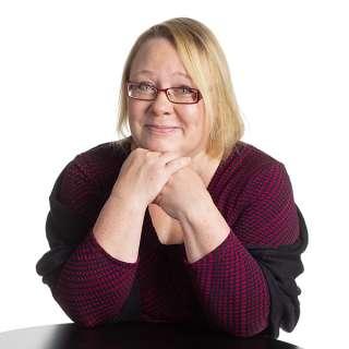 Koulutus-ja markkinointikoordinaattori Riitta Hämäläinen, Mielenterveyden keskusliitto, Koulutus- ja kehittämisyksikkö KOUKE