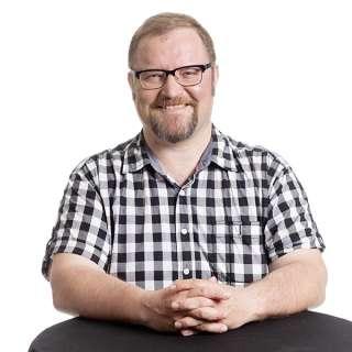 Kehitysjohtaja Janne Jalava Mielenterveyden keskusliitto, kuva Mika Pollari