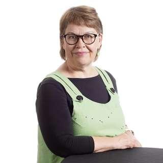 Yhdistyskoordinaattori Helena Koskelo-Suomi Mielenterveyden keskusliitto, kuva Mika Pollari