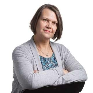 Kuntoutussuunnittelija Merja Smahl, Mielenterveyden keskusliitto, sopeutumisvalmennus, SOPE