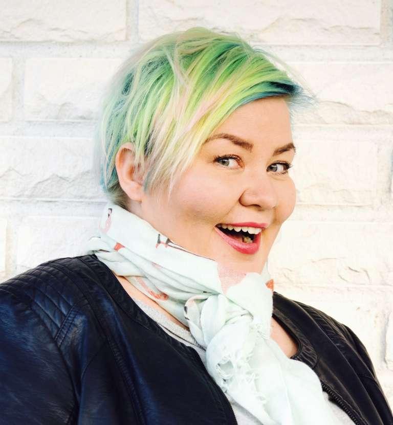 Jenny Lehtinen, Hyvän mielen lähettiläs, Mielenterveyden keskusliitto