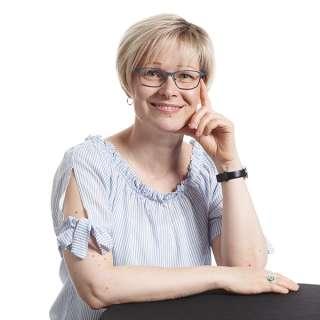 Koulutuspäällikkö Kirsi Sirola Mielenterveyden keskusliitto